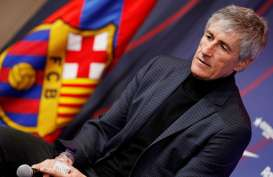 Gagal Juara La Liga, Setien Menolak Bahas Masa Depannya