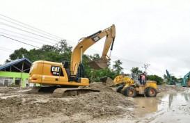 Pembukaan Akses Jalan Trans Sulawesi di Luwu Utara Lebih Sulit
