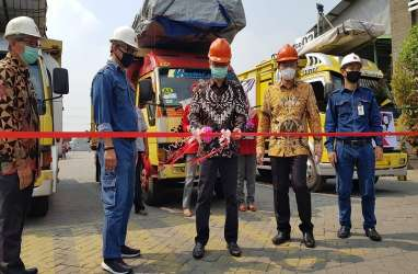 Sunrise Steel Produksi Baja Ringan Bermerek Krakatau Steel