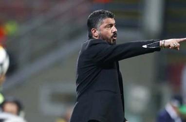 Jadwal Liga Italia Dikritik Lagi, Gattuso: Para Pemain Bukan Robot