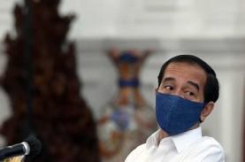 Jokowi Minta BPK Bantu Awasi Anggaran Covid-19 Rp695…