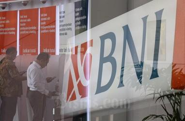 BNI Proyeksi Pertumbuhan Kredit Modal Kerja Baru Terlihat pada Kuartal III