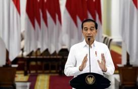 Minta Anggaran Segera Dibelanjakan, Jokowi: Rakyat Menunggu