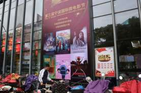 Setelah 6 Bulan, Bioskop di China Kembali Dibuka