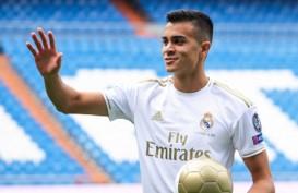 Valladolid Targetkan Pinjam Penyerang Real Madrid Reinier Jesus