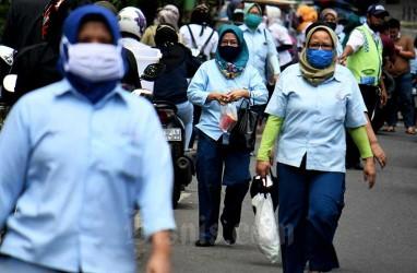 Belasan Ribu Buruh di Cianjur Masih Dirumahkan