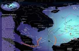 Ada Pengintai di Laut China Selatan, Jepang Perketat Penjagaan
