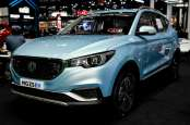 MG ZS EV Tampil di Bangkok Motor Show (BIMS) 2020