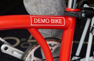 Sejarah Brompton, Sepeda yang Dicuri dan Terlacak di Indonesia