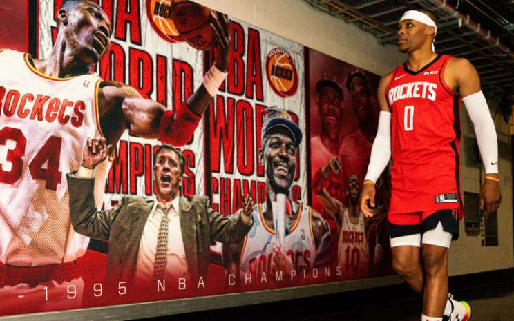 Pebasket Houston Rockets Russell Westbrook. - NBA.com