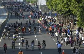 Ini Cara Bersepeda Aman Bersama Komunitas Saat Pandemi Corona
