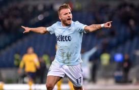 Hasil Juventus vs Lazio Masih Imbang, Tendangan Immobile Kena Tiang