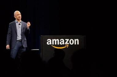Saham Amazon Melonjak, Kekayaan Jeff Bezos Bertambah Rp191,1 Triliun dalam Sehari!