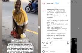 Video Viral: Nenek Renta Dipaksa Jualan Salak Keliling oleh Anaknya