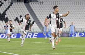 Cetak Gol di Juventus vs Lazio, Ronaldo & Immobile Top Skor Serie A
