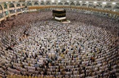 Kegiatan Ibadah Haji di Arab Saudi Mulai 29 Juli 2020, Jamaah Terbatas