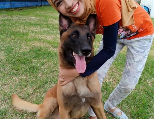 Animal Companion Advisor Didi Almeyda