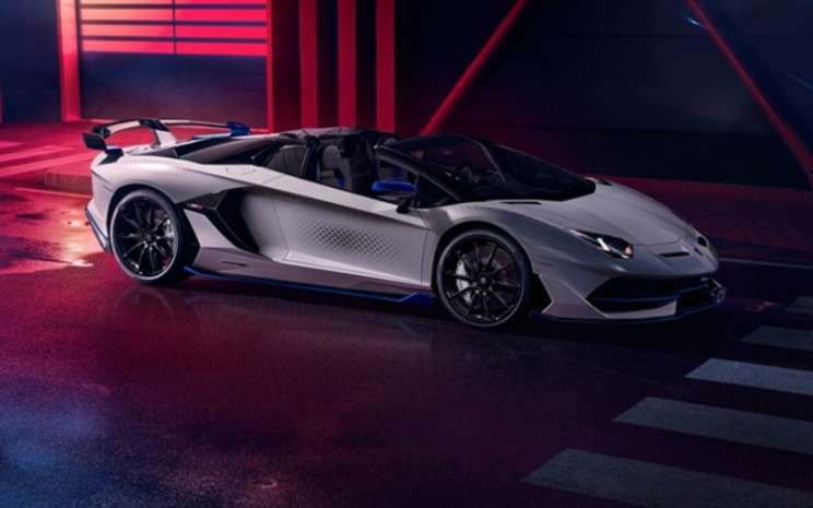 Lamborghini Aventador SVJ Xago edisi khusus yang diproduksi hanya 10 unit.  - Lamborghini