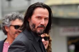 Wow, Keanu Reeves Kini Jadi Penulis Komik