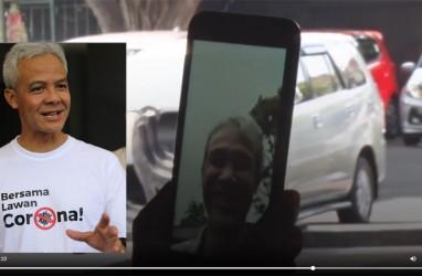 Diklaim Mirip Ayah Siswa SMK Purwokerto, Ganjar: Rambut Sama Putihnya