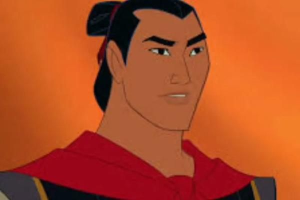 """Karakter Li Shang dalam film animasi """"Mulan"""" (1998). - Antara"""