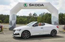 Mobil Konsep Siswa Vokasi : Skoda Slavia Liar dan Tanpa Beban