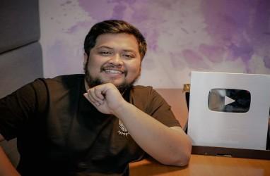Azkanio Panda, Pesulap yang Sukses Banting Setir Jadi Wirausaha dan Content Creator