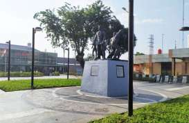 Sempat Terlupakan, KAI Munculkan Lagi Monumen Perjuangan Senen