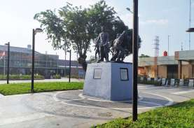 Sempat Terlupakan, KAI Munculkan Lagi Monumen Perjuangan…