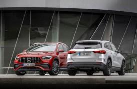 Mercedes-AMG GLA 35 4MATIC : Performa Dinamis untuk Segmen Sportif