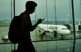 Jumlah Penumpang di Bandara Palembang Naik 100 Persen