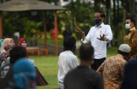 Bantuan Modal Kerja ke UMK, Jokowi: Jangan Buat Beli HP