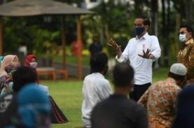 Bantuan Modal Kerja ke UMK, Jokowi: Jangan Buat Beli…