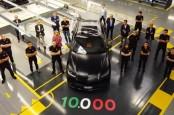 Lamborghini Urus ke-10.000 Unit Terlahir di Masa Pandemi