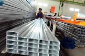 Utilitas Industri Hilir Aluminium Membaik, Ketidakpastian Membayangi