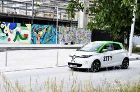 Penjualan Grup Renault Anjlok 35 Persen, Model Listrik…