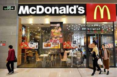 700 Restoran McDonald Segera Layani Makan di Tempat