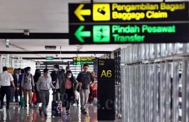 Kapasitas Penumpang Bandara Soekarno-Hatta Disesuaikan