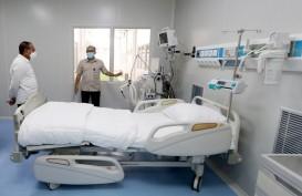 RSUP Adam Malik Sumut Tambah 15 Ruang Isolasi Pasien Covid-19
