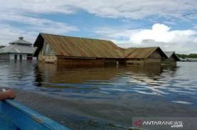 Banjir Konawe Meluas ke 62 Desa, 12.214 Orang Terdampak