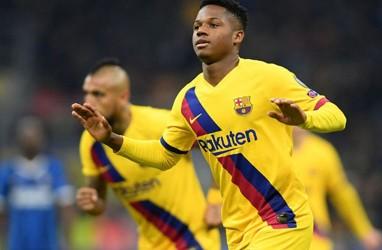 Ansu Fati & Clement Lenglet Diprediksi Pulih Saat Barcelona vs Napoli