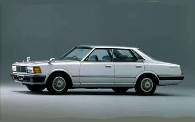 Nissan Cedric 430. - Nissan