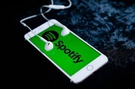 Fitur Baru Spotify, Bisa Dengarkan Podcast Sambil…