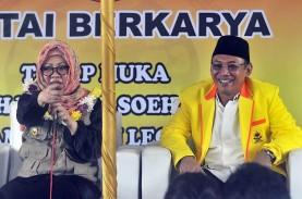 Konflik Internal Gerus Dukungan ke Partai Berkarya…