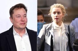 Elon Musk Pernah Tawarkan Layanan Keamanan untuk Amber Heard