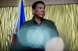 Duterte Perintahkan Tangkap Siapapun yang Tidak Memakai Masker
