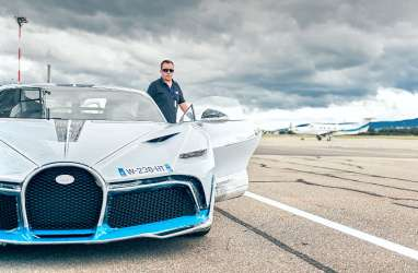 Jalani Pemeriksaan Akhir, Bugatti Divo Segera Dikirim ke Pelanggan