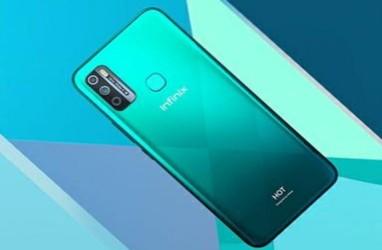 Infinix Jadi Top Trending Smartphone Brand di Lazada