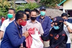 Jokowi Kirim Bantuan untuk Korban Banjir Bandang di…