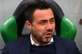 Bos Sassuolo Roberto de Zerbi Sebut Peringkat Ke-8…